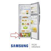Gaveta de Frutas / Vegetais / Legumes Big Box para Refrigerador Samsung RT46H5501SL e RT46H5601SL