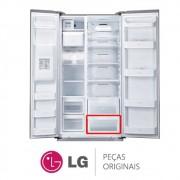 Gaveta de Legumes Inferior Refrigerador LG GC-L207WVK LR-21SDT1A 21SPT3 21SPW3A