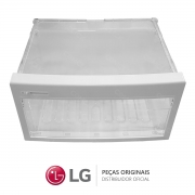 Gaveta de Legumes Superior Refrigerador LG GC-L207BSKV GC-P207BSKV LR-21SDT1