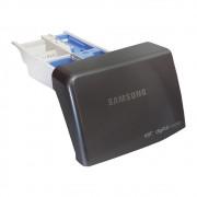 Gaveta do Dispenser Cor Inox para Lavadora e Lava e Seca Samsung WD1142XVM, WF431ABP