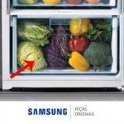 Gaveta Inferior para Refrigerador Samsung RR82WEPN, RR82WERS, RR92WEPN