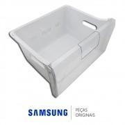 Gaveta para Freezer Samsung RZ80EERS, RZ80FEPN e RZ90EEPN