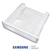 Gaveta Superior Deslizante - Movable Fresh Box para Refrigerador Samsung RF62TBPN, RL62TCPN RL62TCSW