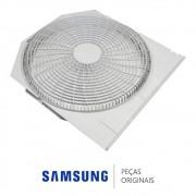 Grade de Proteção da Condensadora para Ar Condicionado Samsung AQ09ESBT, AQ09UBT, AS09ESBT, AS09UBT