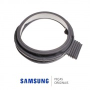 Guarnição / Borracha da Porta para Lava e Seca Samsung WD0854, WD8854, WD856, WD106
