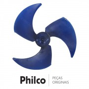 Hélice do Ventilador Condensadora Ar Condicionado Philco PAC9000IFM4 PAC9000IQFM4 PAC9000IFM9
