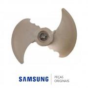Hélice do Ventilador da Unidade Condensadora para Ar Condicionado Samsung 18000 BTUS