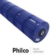 Hélice do Ventilador Evaporadora Ar Condicionado Philco BR12000FM5, PH12000M, PH12000TQFM5