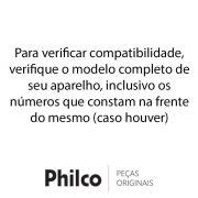 Hélice, Ventoinha do Ventilador Evaporadora Ar Condicionado Philco PH12000IQFM PH9000IQFM PH9000QFM4