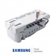 Ice Maker / Fabricador de Gelo Completo 110v para Refrigerador Samsung RF26DEUS