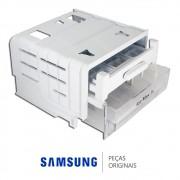 Ice Maker / Fabricador de Gelo Esquerdo Refrigerador Samsung RT35FDAJDSL, RT35FDAJDSL, RT35FEAJDSL