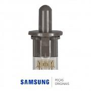 Interruptor da Porta Esquerda para Refrigerador Samsung RF263BEAESL e RFG28MESL