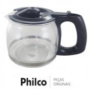 Jarra de Vidro Preta Cafeteira Philco PH16 CP16
