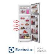 KIT 3 Prateleiras 77490706 Refrigerador Electrolux DC45, DC49A, DCW49, DF35, WF40, DC50, WF37