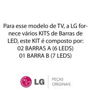 KIT Barras de LED (3 Barras) TV LG 32LN536B, 32LN5400, 32LN540B, 32LN546B