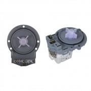 KIT Bomba de Drenagem + Bomba de Recirculação 110V Lavadora e Lava e Seca LG WD-1403RD, WD-1409RD