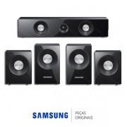 Kit com 5 Caixas Satélites para Home Samsung HT-C460