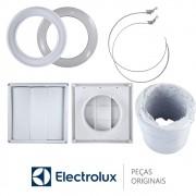 Kit de Exaustão 80000509 Coifa Electrolux 60CT, 60CV, 60CX, 90BS