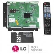 Kit de Reparo Principal de Aparelho Receptor TV LG 32LV5500, 42LV5500, 47LV5500, 55LV5500