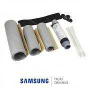 Kit Isolante de Instalação do Dreno da Evaporadora Ar Condicionado Samsung AM007FNLDCH, AM018FNLDCH