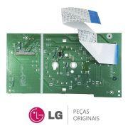 KIT Placa Volume + Placa DJ Controle EAX65367503 / EAX65367603 Mini System LG CM9940