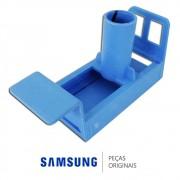 Limitador da Gaveta do Dispenser c/ Nível de Amaciante Lavadora e Lava e Seca Samsung WD8854, WF8854