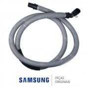 Mangueira de Drenagem (Saída) de Água para Lavadora e Lava e Seca Samsung Diversos Modelos