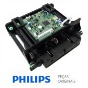 Mecanismo Completo para Som Mini Hi-Fi System Philips NTRX505