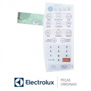 Membrana / Painel Frontal 67403855 Micro-ondas Electrolux MEF30