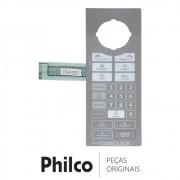 Membrana / Painel Frontal 775057 para Micro-ondas Philco PME31, PME31BM