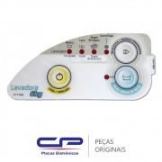 Membrana Painel Frontal / Adesivo 326031544 Lavadora Consul CWE06A