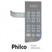 Membrana / Painel Frontal para Micro-ondas Philco PME32
