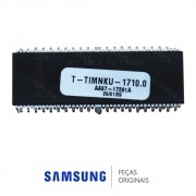 Microprocessador T-TIMNKU-1710 para TV Samsung CL29Z40MQTX, CL29Z57MQTX, CL29Z58MQTX