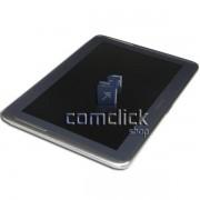 Módulo Frontal com Display LCD e Gabinete Frontal Grafite Tablet Samsung GT-N8000 GALAXY NOTE 10.1