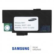 Módulo Wireless WIDT-20R para TV e Home Theater Samsung HT-F6550W, HT-F9750W, F5500, F6800, F7500