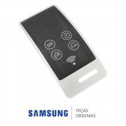 Moldura do Display da Evaporadora Ar Condicionado Samsung AQ09ESBT, AQ12ESBTZ, AQ18ESBT, AS09ESBT