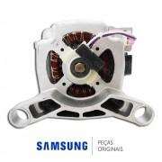 Motor 110-220V SEW-HW125 / DWS6003ST para Lava e Seca Samsung WD-Q1255V/XAZ, WD-Q1456V/XAZ