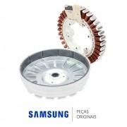 Motor BLDC Direct Drive para Lava e Seca Samsung WD136UVHJWD, WD136UVHJWDF