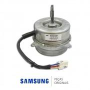 Motor da Turbina de Secagem 110V WDS025ZQSA para Lava e Seca Samsung Diversos Modelos