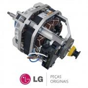 Motor da Turbina de Secagem 120V 1715RPM Secadora LG DG1319RD7, DLGX4071V, DY1119RD7