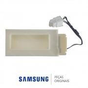 MOTOR DAMPER 12V Refrigerador Samsung RF22R7351SR RF28HMEDBSR RF31FMESBSL RFG28MESL1