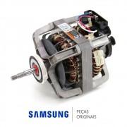Motor DFS270 110V para Secadora de Roupas Samsung DV431AGP, DV448AGP, DV455EVGSGR, DV419AES, DV419AEU, DV419AEW, DV42H5000EW