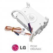 Motor do Ice Maker (Fabricador de Gelo) 12V 5988JA1001E Refrigerador LG GC-L216BSK LR-21SPT LR-21SPW