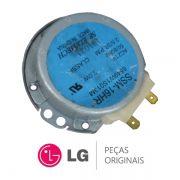 Motor do Prato Giratório SSM-16HR 21V 6549W1S013M Micro-ondas LG MH7047G, MH7048AP, MH7049C, MS2346S