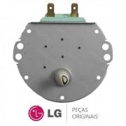 Motor do Prato Giratório SSM-16HR / GM-16-2F302 21V Micro-ondas LG MS3044L, MS3049L, MS3057Q