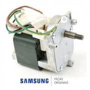 Motor do Triturador de Gelo 110V Refrigerador Samsung RM25J, RS21D, RS21HD, RS21HK, RS27K, RSH1D