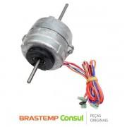 Motor do Ventilador 127V 910RPM para Ar Condicionado Consul CCB07DB, CCF07DB, CCF07EB