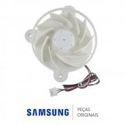 Motor do Ventilador DA31-00334B / DA31-00287C / DA31-00334D Refrigerador Samsung RT43K6240S8