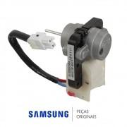 Motor do Ventilador Externo IS-3208SCH6A 110V Refrigerador Samsung SR-L629EV SR-52NXA SR-V52 SR-V43H