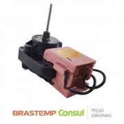 Motor do Ventilador Interno 115V W10253821 / IS-27213WPM Refrigerador Brastemp / Consul BRF36FB